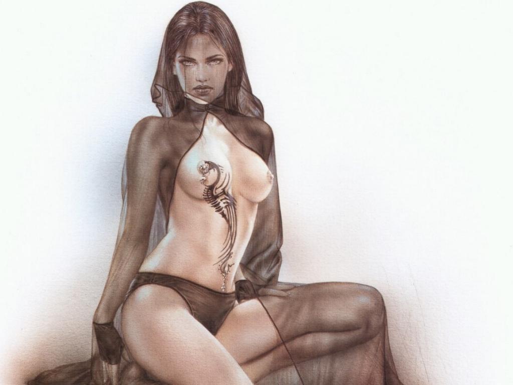 Картинки на рабочий стол еротика 1